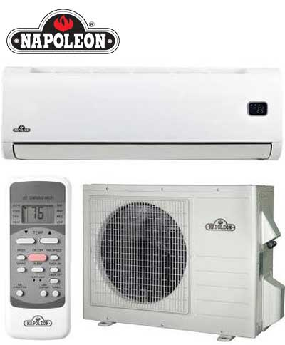 napoleon ductless heat pump products