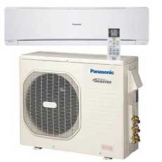 Panasonic Ductless Heat Pump Systems