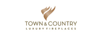 town & country, fireplaces, high, quality, products