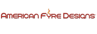 American Fyre Design, outdoor, fireplaces, dynamic, Handcrafted, USA, versatile, high quality