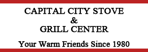 capitol city stove, grill center